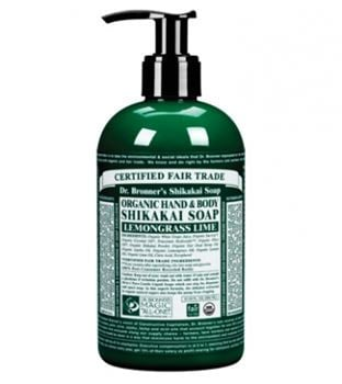 Dr. Bronner shikakai soap - Lemongrass Lime