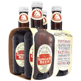 Fentimans Ginger Beer 4x20cl