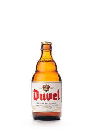 Duvel fles
