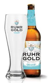 Ruhrgold Weizen fles