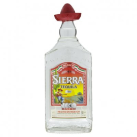 Sierra Tequila Blanco 70cl