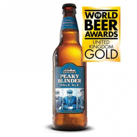 Sadlers Peaky Blinder Pale Ale 50cl