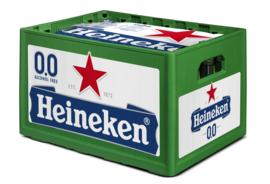 Heineken 0% 24x30 inc statiegeld