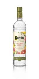 Ketel One Grapefruit & Rose 70cl