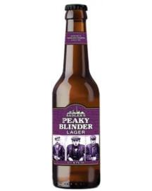 Brits Bier flessen
