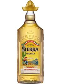 Sierra tequila Gold 70cl