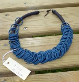 Sieraden van rubberen ringen 4