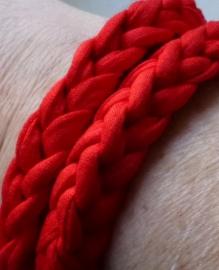 Armband van zpagetti