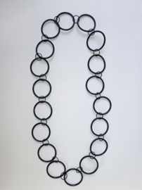 Sieraden van rubberen ringen 30