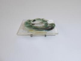 016 Broche van keramiek