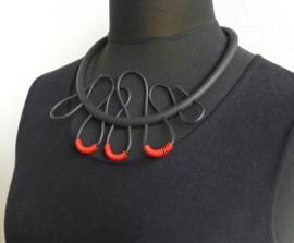 Sieraden met rubberen band 15