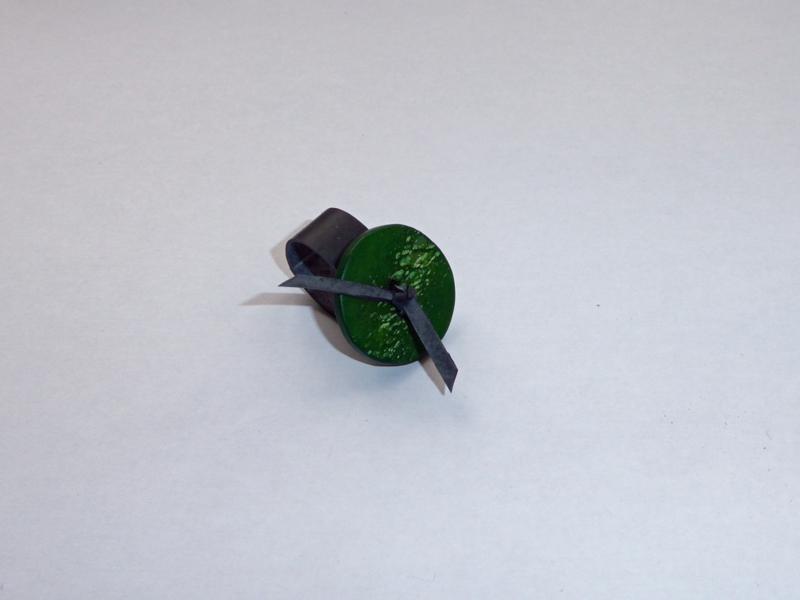 Ring groen