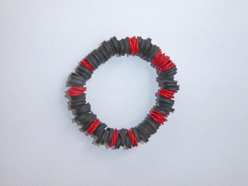 Armband O ringen 018