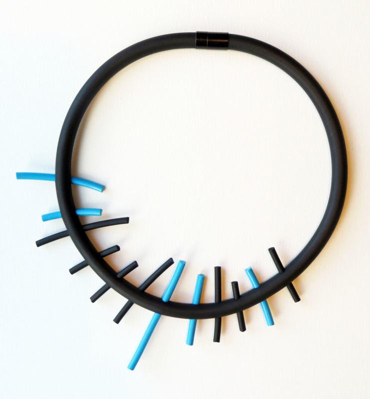 Sieraden met rubberen band 18