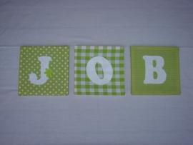 Voorbeeld Job