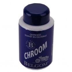 Belgom chroom poets