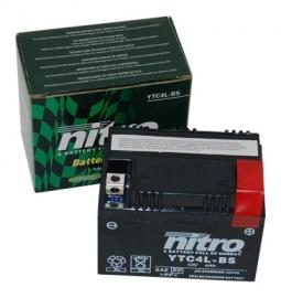 Accu YTC4L-BS 4 ah gel Nitro