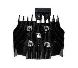Cilinderkop MB, MT, MTX oud 50 cc 39 mm Dmp