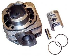 Cilinderkit compleet Dj, Scout, Kb, Zx 50cc Dmp
