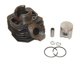 Cilinderkit Vivacity tot 2008, Speedfight 1/2 ac, Buxy 50cc Dmp