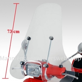 Vespa S windscherm hoog origineel