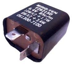 Knipperlicht relais 6v 2 polig Dmp