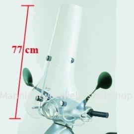 Vespa LX windscherm hoog origineel