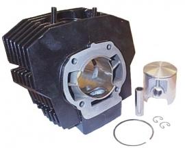 Cilinderkit Mb,Mt 125 cc 57 mm Athena