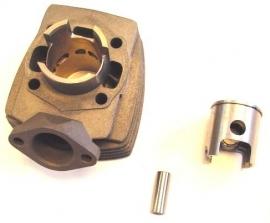 Cilinderkit Fox 50 cc aluminium Dmp