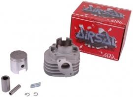 Cilinderkit 46 mm Airsal T6 Minarelli vertikaal AC