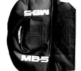 Buddydek MB5  zwart