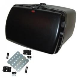 Pizzakoffer 85 liter zwart Puig      !! Weer leverbaar !!