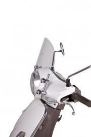 Sym Fiddle 1 / 2 windscherm XS origineel
