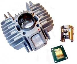 Tomos A3 / A35 cilinder 44mm alu / nikasil Airsal