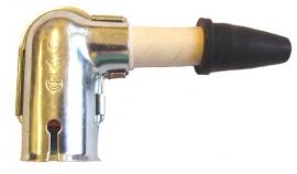 Bougiedop metaal