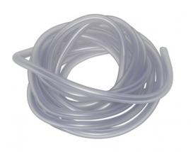 Benzineslang 1e kwaliteit transparant 5 / 10 mm per meter