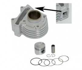 Cilinderkit Kymco 4t 50cc alu Dmp