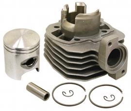 Cilinderkit Ludix, Vivacity v.a. 2008 2t 50cc aluminium  Dmp
