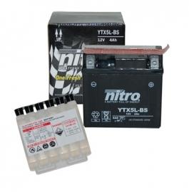 Accu YTX5L-BS 4ah Nitro