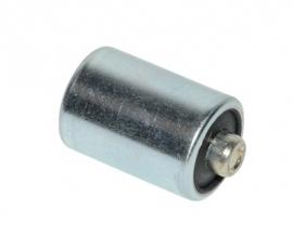 Condensator Effe kort soldeer