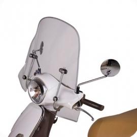 Sym Fiddle1 / 2 windscherm laag origineel