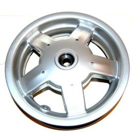 Vespa achterwiel LX/LXV/S zilver origineel