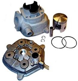 Cilinderkit met kop Malossi Mhr replica 47 mm pen 10 Minarelli hor lc