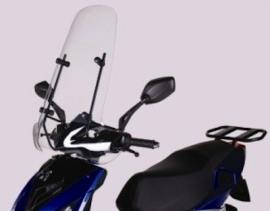 Peugeot windscherm speedfight 3 hoog origineel