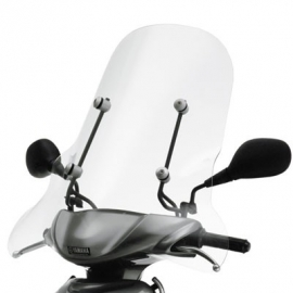 Yamaha Neo`s windscherm medium