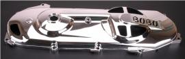 Kickstart deksel chroom open Minarelli horizontaal Bobo