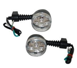 Knipperlichtset achter LED Aerox Dmp