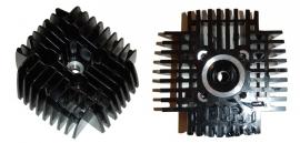 Tomos A3 / A35 cilinderkop 38 mm Dmp