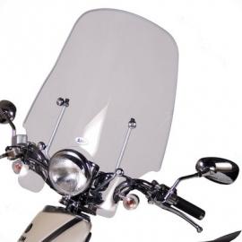 Sym Allo windscherm hoog 47cm origineel