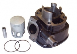 Cilinderkit Minarelli horizontaal LC 40 mm Dmp